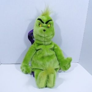 Grinch Who Stole Christmas Dr Seuss Backpack